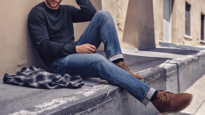 Men's Casual Edit Get ready for the weekend with our casual menswear edit featuring great designer style from Replay, Diesel and Kent & Curwen.