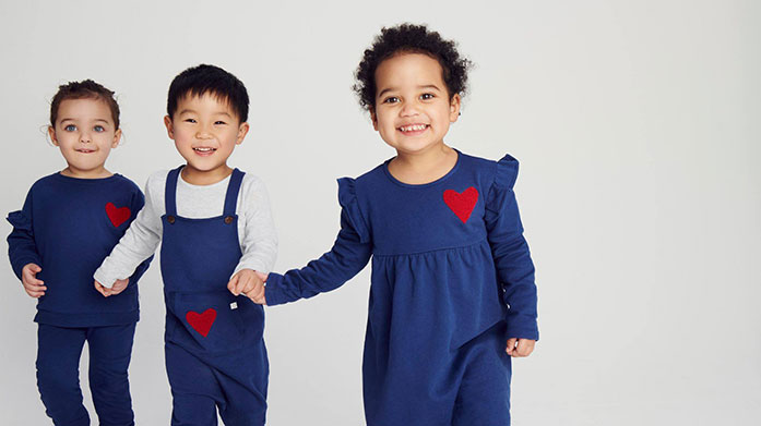 Baby Mori Crafted from sustainable sources, discover natural and organic childrenswear from Baby Mori. Shop their range of adorable kids clothing and accessories.