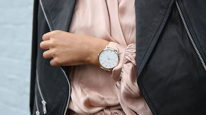 Luxury Arm Candy for Her Irresistible women's designer watches from iconic accessory brands including Mathieu Legrand, Hindenberg and Chrono Diamond.