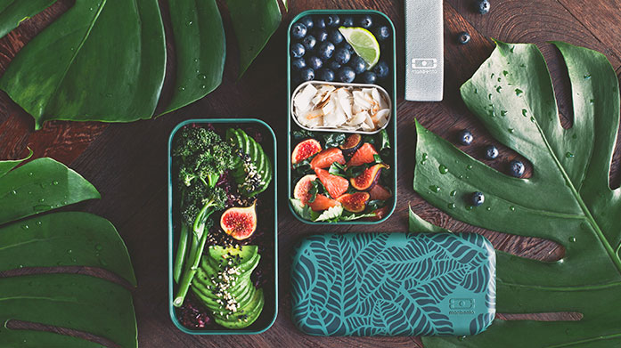Monbento Environmentally friendly, colourful and stylish to boot, pick Monbento for a packed lunch with a difference.