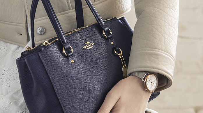 Style File: Coach for Her Stand out from the crowd and elevate your winter style with a gorgeous leather tote bag, satchel, crossbody bag or Purse by Coach.
