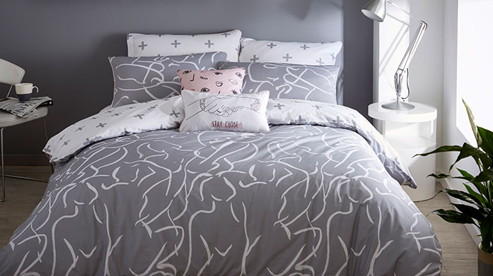 Trend-Led Bedding Refresh your bedroom with our edit of trend-led bedding included vintage-washed designs, geometric prints and classic white sets.