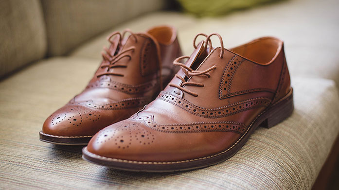 Easy Elegance: Men's Formal Shoes