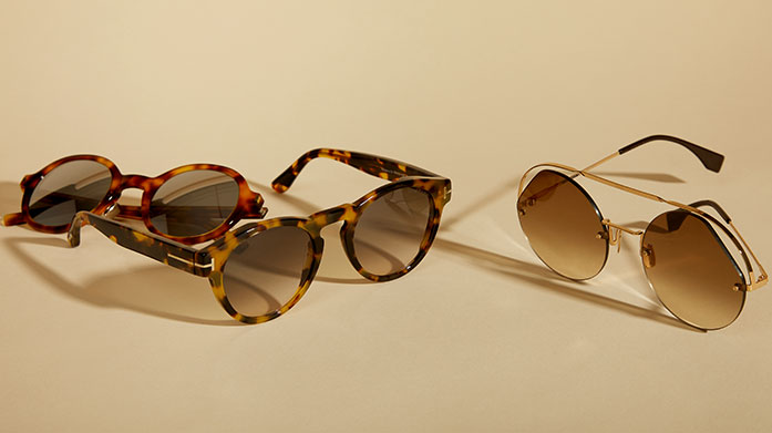 New In: Bvlgari Sunglasses and More For Her