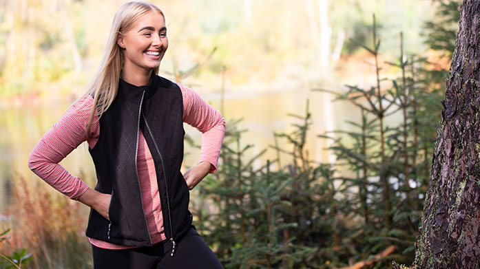 Outdoor With Trespass Womenswear Ensure you're ready for any adventure with our outdoor heroes for her. Shop practical layers, swimwear, camping staples and more by Trespass.