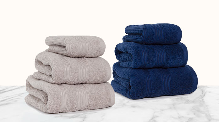Serenity Towels Deyong's towels are renowned for their quality, elegance and heritage. Choose from an array of designs and colours for a blissful bath time.