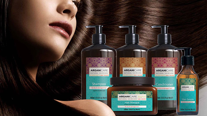 Arganicare Natural Hair & Skin Beauty Arganicare's luxury range is a uniquely formulated line to hydrate, deeply nourish and revitalize  your skin and hair.