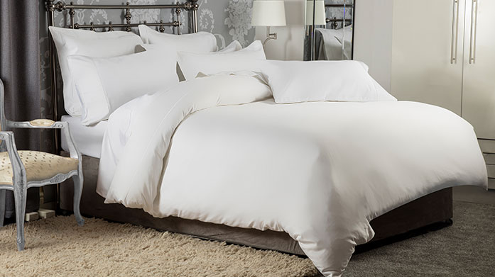 Belledorm: Hotel Suite Linens Recreate the luxurious feel of a hotel suite with linen from bedding experts Belledorm.
