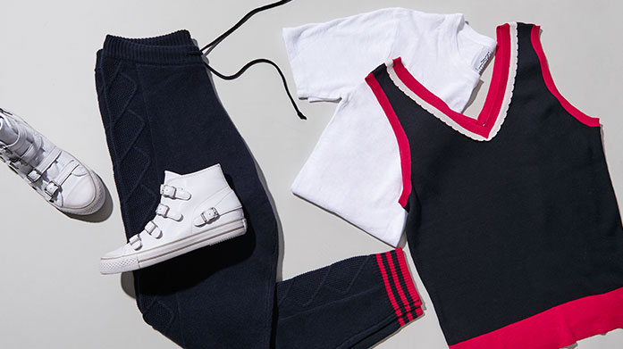 Cool & Casual Chic Your casual weekend wardrobe is sorted with our style edit of chic casual wear including jeans, t-shirts, dresses and handbags.