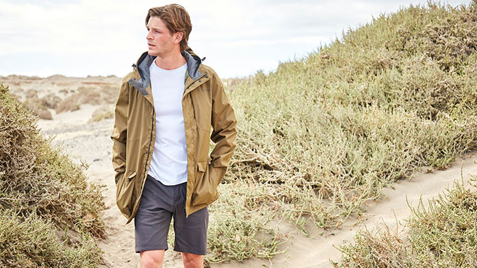 Men's Lifestyle Edit Our men's lifestyle edit is here just in time for a Summer wardrobe refresh. Discover short sleeve shirts, shorts and other warm weather options.