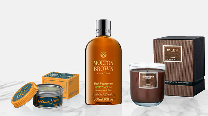 Men's Grooming Shop our latest beauty edit for him for lotions, potions, creams and fragrances.