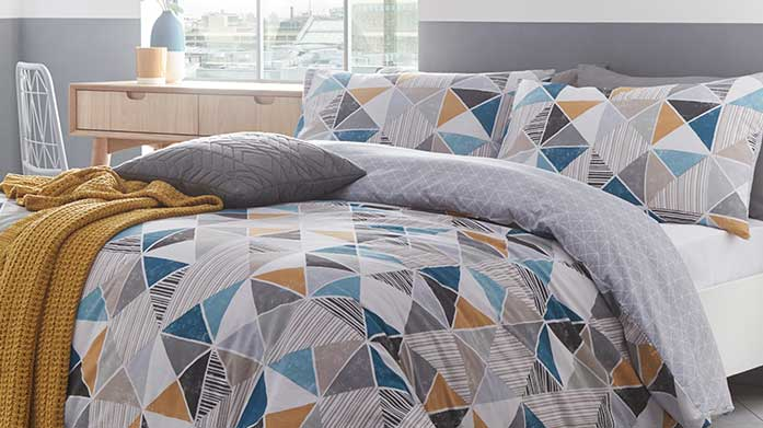 Paoletti Bed Linen Quality bed linen from Paoletti to add colour and personality to your bedroom. There's a colour and print for every home here.