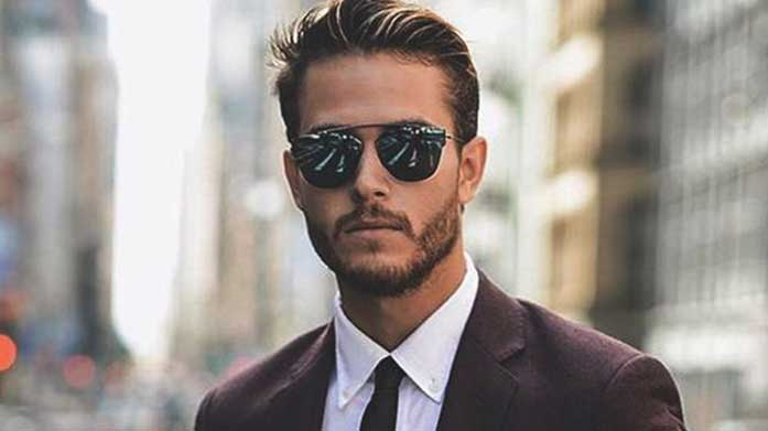 The Best of Designer Sunglasses for Him Whether you're jetting off to sunnier shores or not, at least look the part of sophisticated globetrotter in a new pair of designer shades.