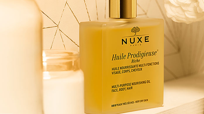 NUXE Face & body Beauty