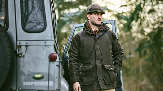 Autumn Jackets for Him Luxury men's outerwear has arrived in time for autumn. Shop jackets by Spyder, Geographical Norway, adidas Y-3 and more.