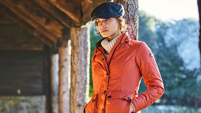 Autumn Jackets for Her Wrap up in style with our edit of women's autumn jackets from Lorna Jane, Dare2B, Elle Sport and Spyder.