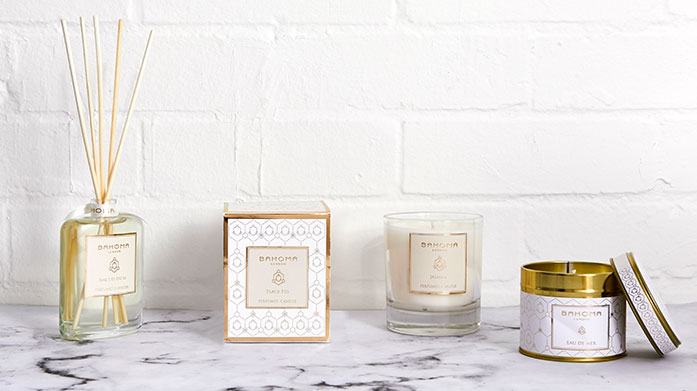 Summer Diffusers & Candles Infuse your home with this collection of luxuriously scented candles and diffusers from Bahoma and Stoneglow.