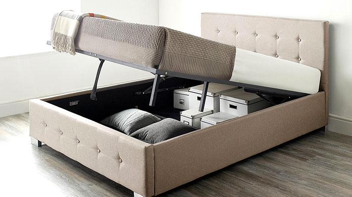 Best of Ottoman Beds Discover our collection of luxury ottoman beds that are stylish and functional, featuring a lift-up base for all your storage needs.