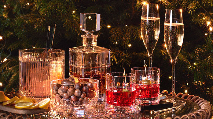 Waterford Crystal Toast to an occasion with elegant glassware from Waterford. Shop crystal cut tumblers, champagne flutes, wine glasses and more.
