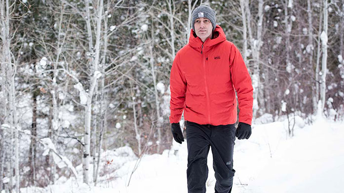 Winter Wardrobe for Him  Update your wardrobe for the cold season with our curated edit of winter coats, jackets and knits by Geographical Norway, Crew Clothing and more.
