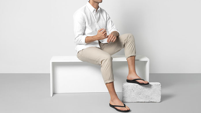 Let's Take This Outside! Step out in spring-ready sneakers and sandals for him, perfect for when the temperature starts hotting up. Discover bestselling pairs from Gant, New Balance and more.