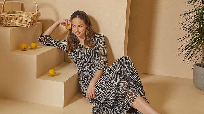 Look Good, Feel Good Fall back in love with dressing glamorous with evening-ready dresses, skirts, elevated heels and more from the best in fashion, including L.K. Bennett, Charlotte Olympia and more.