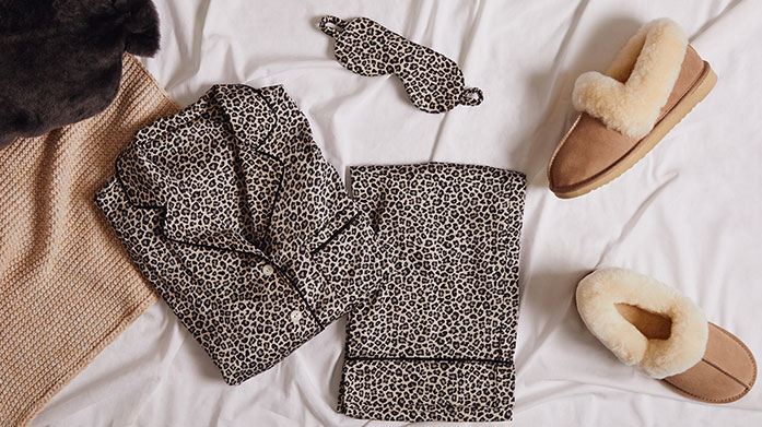 Sleep Easy With Laycuna London & More Prepare for a cosy-yet-chic night's sleep with our elevated edit of pyjama sets and on-trend slippers from Laycuna London, Fenlands Sheepskin and friends.