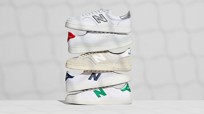 Sneak Attack: Men's Trainers Discover statement spring/summer sneakers for him ideal for beer gardens, BBQ's or city adventures from New Balance, Cortica and other top brands.