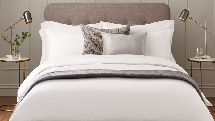 600 Thread Count Linens This range of lavishly luxurious 600 thread count linens offer an opulent feel, exquisite handling and a sensational finish.