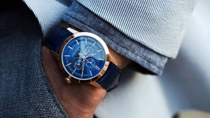 Buyers Pick: Spring Watches for Him Stunning luxury watches from Frederic Graff, Daniel Wellington, Chrono Diamond and more. Being on time never looked so good.