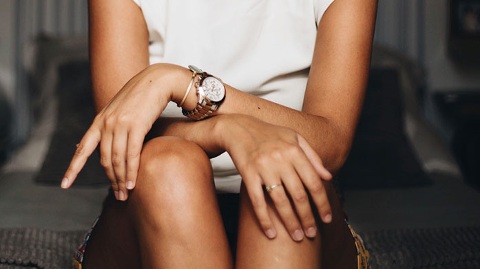 Buyers Pick: Spring Watches for Her Elevate your outfit this season with elegant timepieces from Frederic Graff, Mathieu Legrand and Chrono Diamond. It's the perfect time to treat yourself!