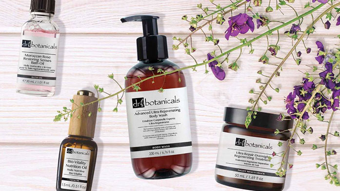 Dr Botanicals Vegan Beauty Natural, vegan skincare products that harness the power of botany for beautiful, tangible results.