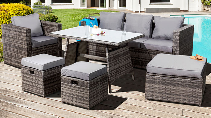 Cozy Bay Outdoor Furniture Entice the sunshine out and prepare your garden for summer with Cozy Bay's range of superior outdoor furniture.