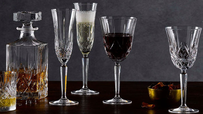 Marquis by Waterford Raise the bar in your home with elegant glassware from Waterford. Shop crystal cut tumblers, champagne flutes, decorative bowls and more.