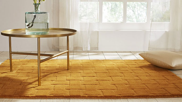 Rug Refresh under £100 Add a new centrepiece to your rooms with a quality rug from this contemporary selection, all under £100!