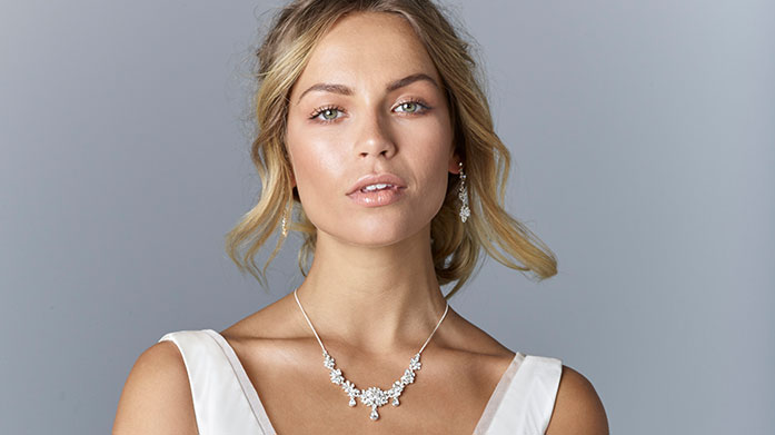 Best of Bridal Jewellery Discover our range of beautiful bridal jewellery, perfectly suited to every bride's unique style. Choose from delicate pieces and statement jewels.