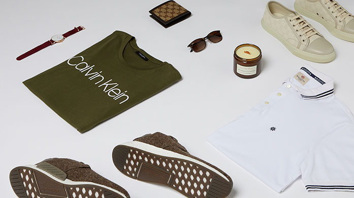 Best of Summer Trends For Him Shop the latest menswear trends for summer from our edit of designer brands. There's casual clothing, sneakers, sunglasses and more.
