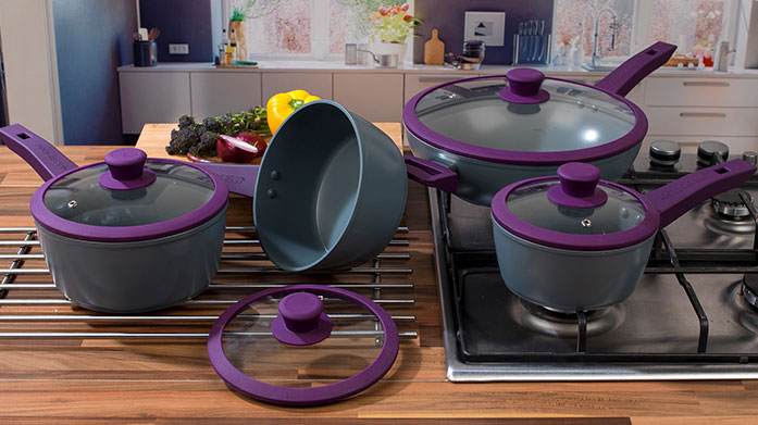 Off to University: Kitchen & Cleaning Kit out your new university halls with stylish cookware, laundry essentials and cleaning tools. Shop electricals, pots, pans, cutlery and more!