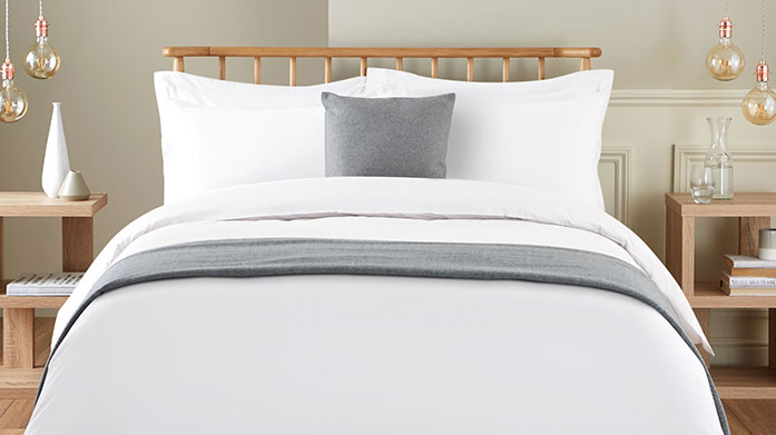 400 Thread Count Linens This range of lavishly luxurious 400 thread count linens offer an opulent feel, exquisite handling and a sensational finish.