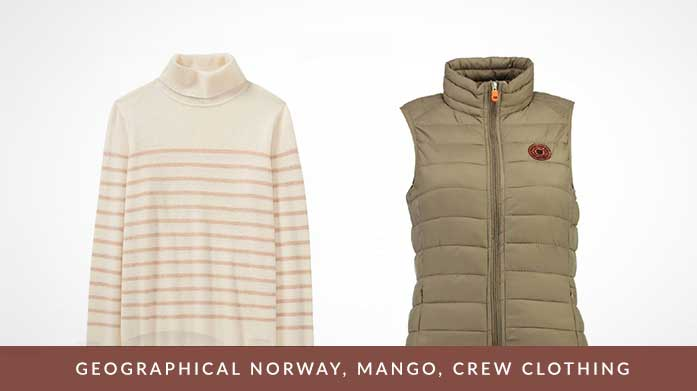 Women's Knitwear and Outerwear Clearance