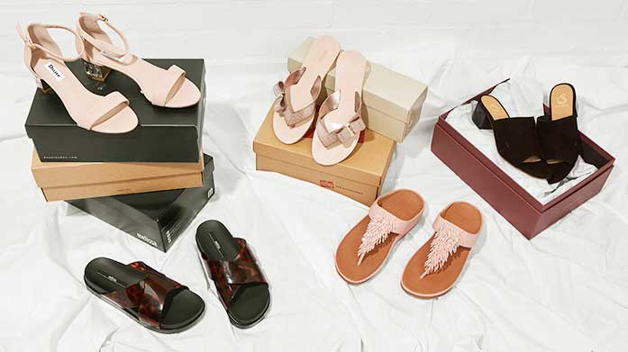 bf1bdae4b Don t let you feet be an afterthought with this fabulous collection of  stunning summer sandals.