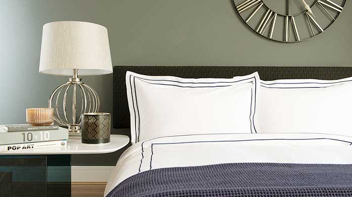 The White Room Bed Linen