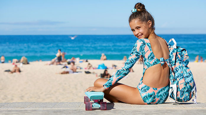 Seafolly Kids When only the best will do for your little swimmers! Seafolly kids swimwear is made from the finest materials in adorable fun prints.