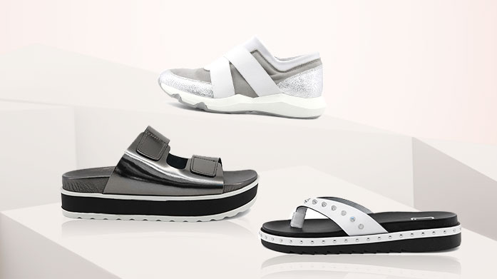 Ana Lublin Ana Lublin's 'urban chic' shoes are synonymous with quality and style. Find yours from our collection of metallic sandals, boots and sneakers.