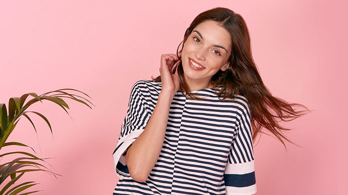 Petit Bateau Womenswear  Perfect for tricky transitional dressing, Petit Bateau's nautical-inspired t-shirts, jackets and knitwear are wearable wardrobe solutions.