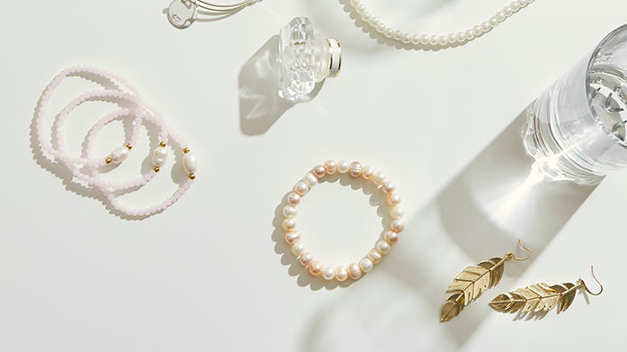 The Best of Jewellery Make your accessories the star of the show with our best jewellery picks from Pearls of London, Amrita Singh and Liv Oliver.
