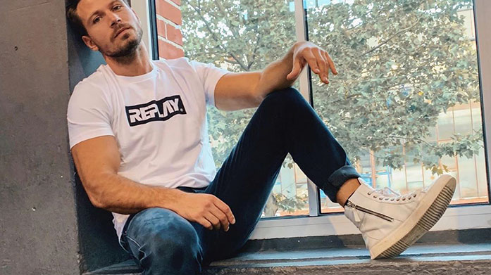 New Collection: Replay Men's