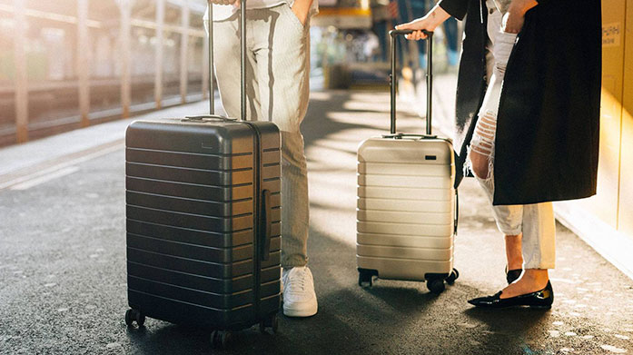 Summer Getaway Luggage Get ready to pack up and jet off in style on your next getaway with this slick selection of suitcases and holdalls.