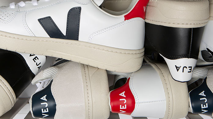 VEJA Men's Get the sneakers of the moment at a fraction of the RRP! Fair trade sourcing, super stylish and made from organic materials to boot.