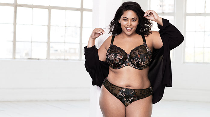 Elomi Elomi's feminine designs and fabulous fitting lingerie will support and enhance your silhouette in all the right places.